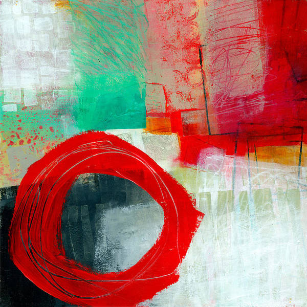 Fresh Painting - Fresh Paint #6 by Jane Davies