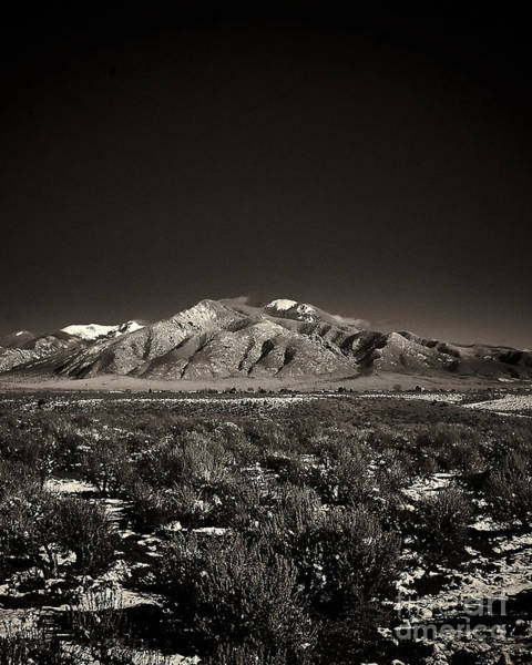 Photograph - Fresh Snow by Charles Muhle