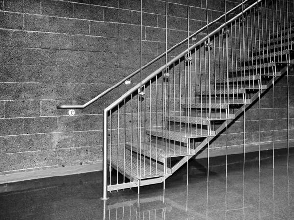 Wall Art - Photograph - Frey Stairs North Shore Salton Sea by William Dey