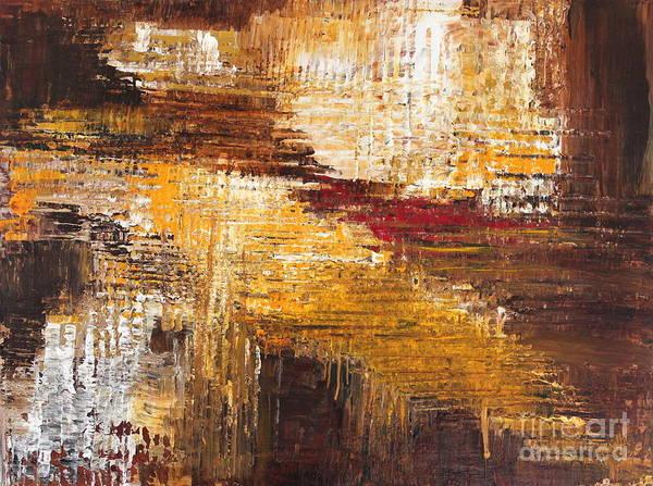 Painting - Friction by Preethi Mathialagan