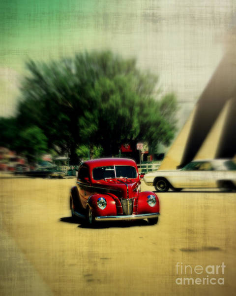 Wall Art - Photograph - Friday Cruz by Perry Webster