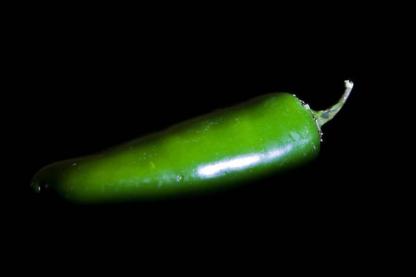 Photograph - Friday Night Jalapeno by James Sage