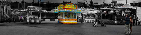Photograph - Fried Dough by Bob Orsillo