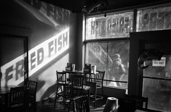 Restaurants Photograph - Fried Fish by William Spangler
