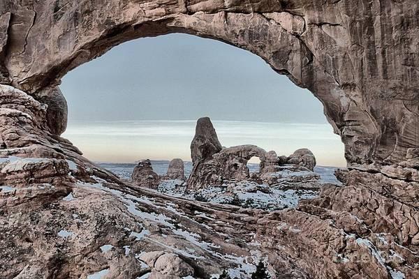 Photograph - Frigid Utah Morning by Adam Jewell