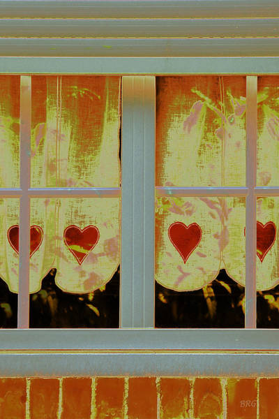 Photograph - From French Riviera Window With Love by Ben and Raisa Gertsberg