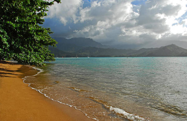 Photograph - From Princeville To Hanalei by Lynn Bauer