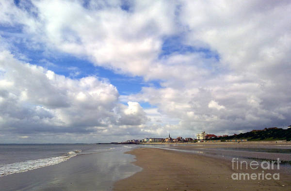 Wall Art - Photograph - From Sewerby To Bridlington by Merice Ewart