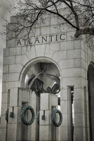 Wwii Photograph - From The Atlantic by Joan Carroll