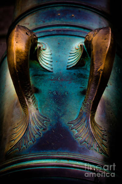 Photograph - From The Depths Of The Sea by Edgar Laureano