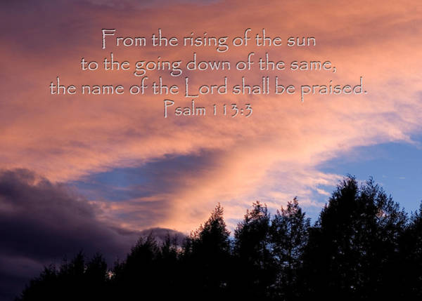Photograph - From The Rising Of The Sun by Denise Beverly