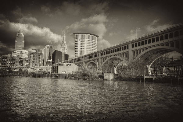 Photograph - From The River Bank by Brent Durken