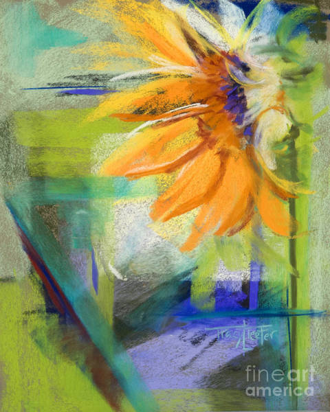 Wall Art - Pastel - From The Soil by Tracy L Teeter