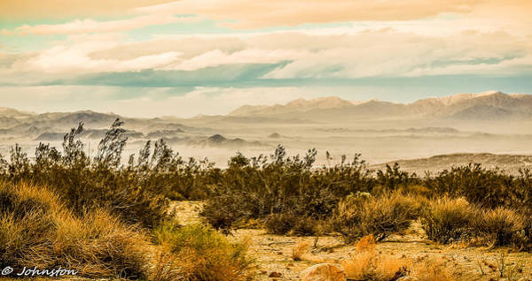 Photograph - From Top Of The Mountain At Joshua Tree National Park by Bob and Nadine Johnston