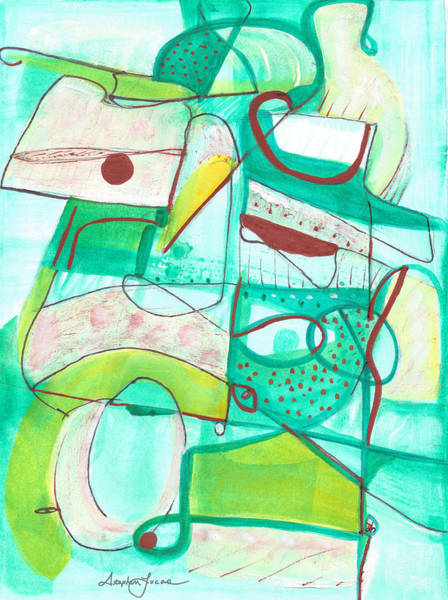 From Within #15 Art Print