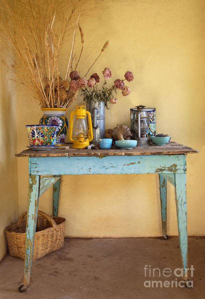 Photograph - Front Porch Still Life by Charlene Mitchell