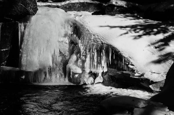 Basin Photograph - Frozen Basin by Susan Capuano