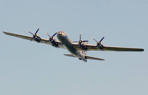 B29 Photograph - Frozen History by Andy McAfee
