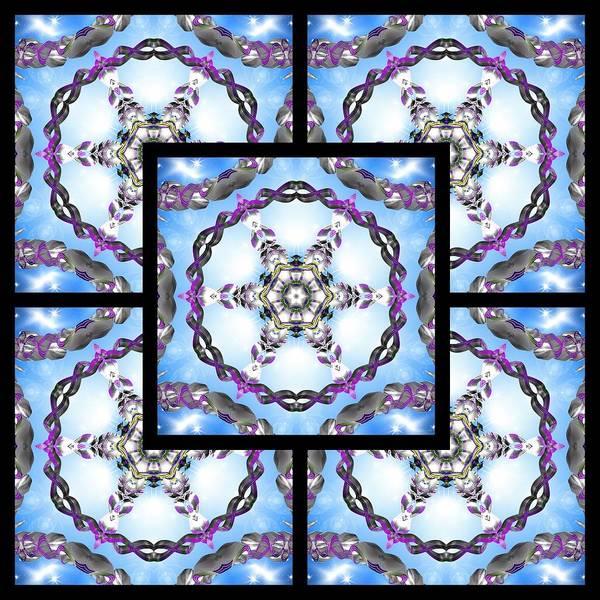 Digital Art - Frozen Orbweaver Page by Derek Gedney