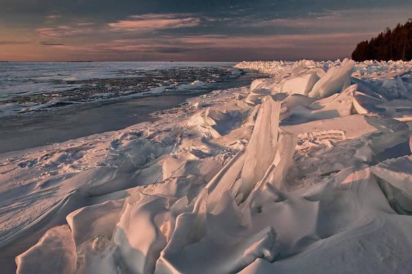 Photograph - Frozen Playground by Leda Robertson