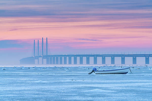 Wall Art - Photograph - Frozen Sea by Jacek Oleksinski