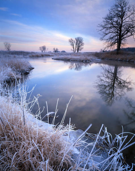 Photograph - Frozen Sky by Ray Mathis