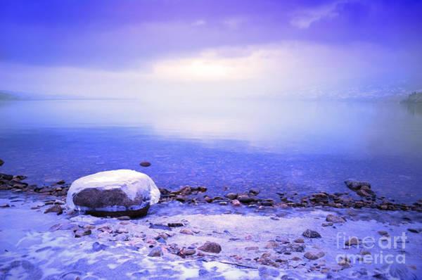 Photograph - Frozen Stones by Tara Turner