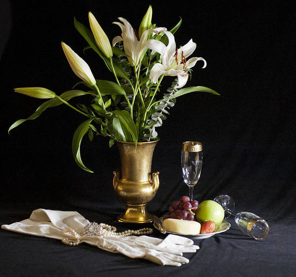 Photograph - Fruit And Flowers by Rick Hartigan