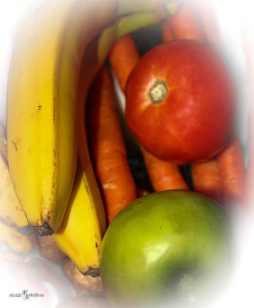 Wall Art - Photograph - Fruit And Veggie Collection by Mechala Matthews