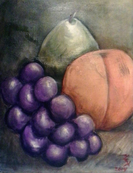 Fruit Of Spirit Art Print