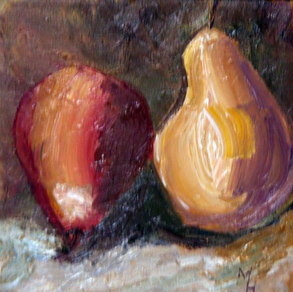 Fruit Of The Same Tree Art Print