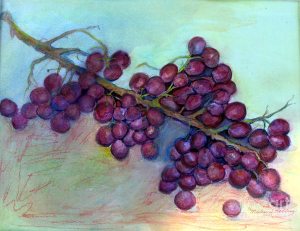Painting - Fruit Of The Vine by Marlene Robbins