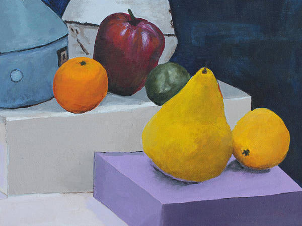 Painting - Fruit Stand by Dennis Sullivan