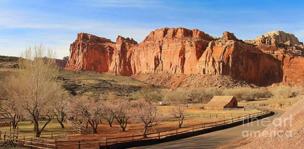 Fruita Photograph - Fruita Utah Panorama 002 by Jack Schultz