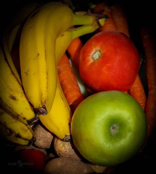 Wall Art - Photograph - Fruits And Veggies by Mechala Matthews