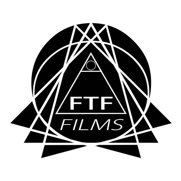Digital Art - Ftf Films Logo 2014 by Derek Gedney