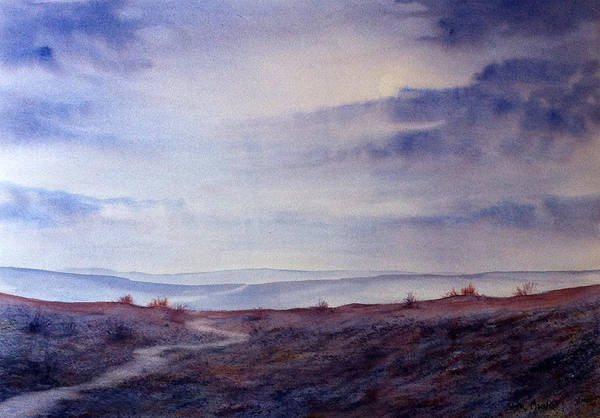 Painting - Full Circle by Glenn Marshall