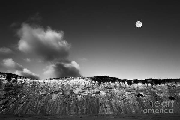 Wall Art - Photograph - Full Moon Over Cape Cod by Diane Diederich