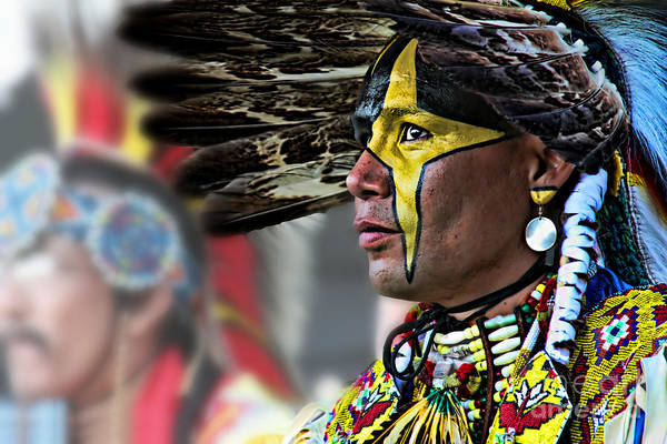Wall Art - Photograph - Full Paint Native by Scarlett Images Photography