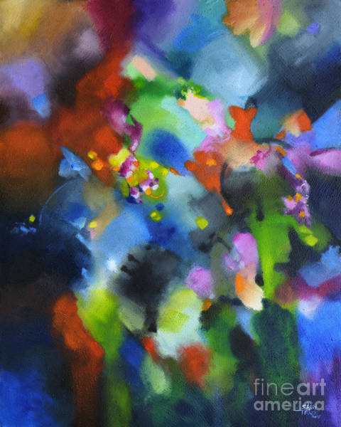 Painting - Full Range by Sally Trace