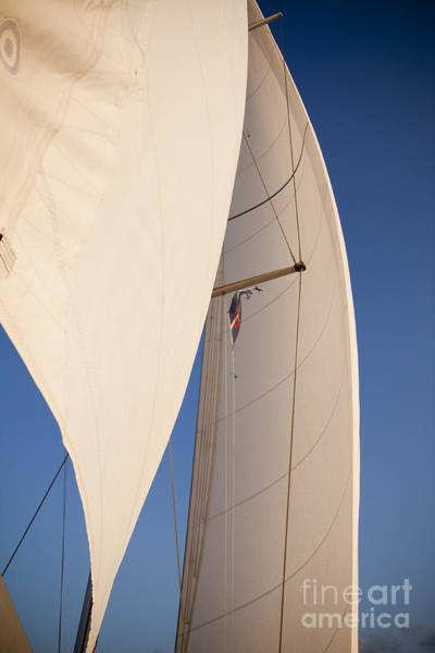 Wall Art - Photograph - Full Sails by Dustin K Ryan