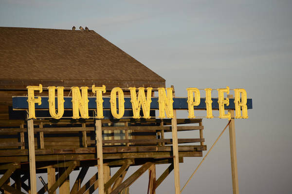 Photograph - Funtown by Terry DeLuco