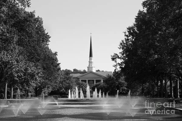 Photograph - Furman University Chapel by University Icons