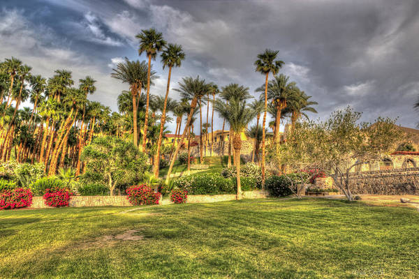 Furnace Creek Photograph - Furnace Creek Inn by Heidi Smith