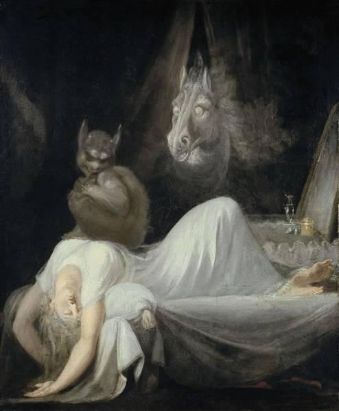1741 Photograph - Fuseli, Johann Heinrich 1741-1825. The by Everett