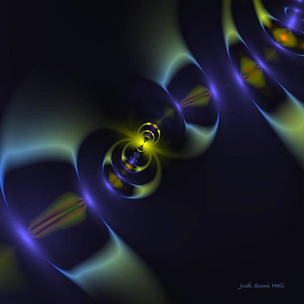 Digital Art - Fusion by Judi Suni Hall
