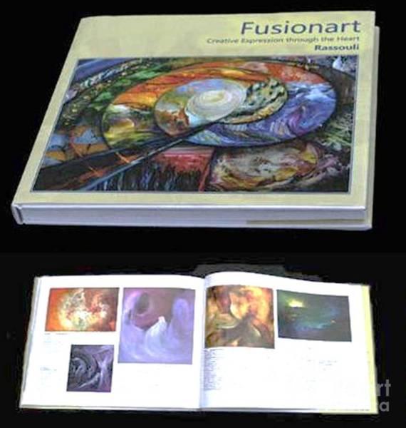 Painting - Fusionart   by Bebe Brookman