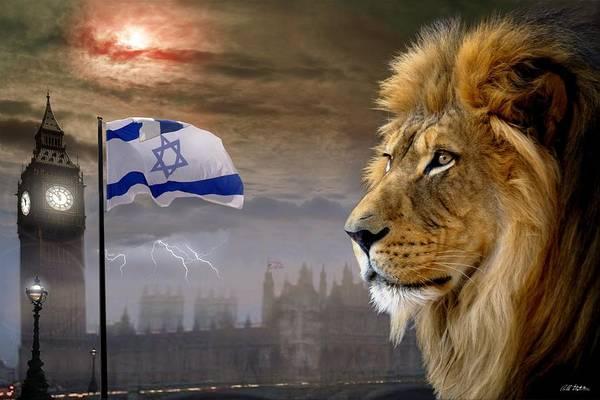Israel Digital Art - Future King Of Israel by Bill Stephens