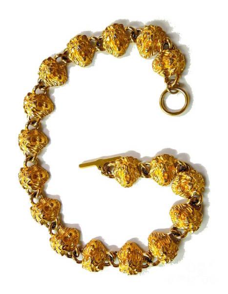 Jewelery Photograph - G . Golden by Renee Trenholm