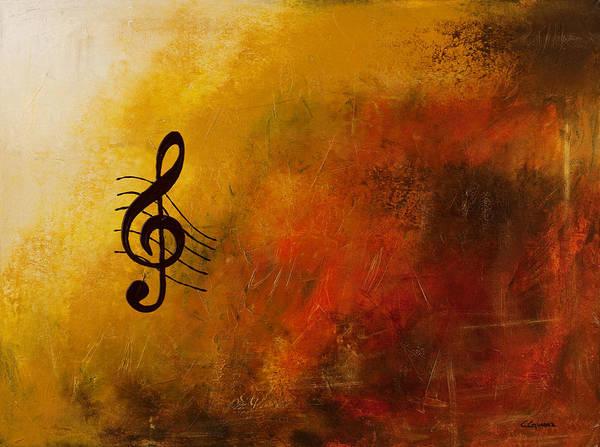 G Symphony Art Print
